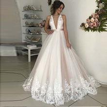 Женское свадебное платье it's yiiya белое ТРАПЕЦИЕВИДНОЕ