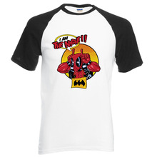 Deadpool X Batman T-Shirt