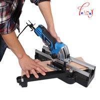 1pcs Electric mini circular saw 500W mini power/Wood/stone/metal/Brick saw mini power tools