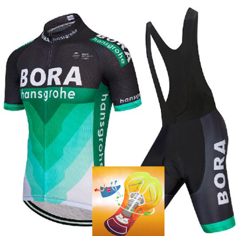 2018 Team BORA Cycling Jerseys Bike Wear clothes Quick-Dry bib gel Sets Clothing Ropa Ciclismo uniformes Maillot Sport Wear A21 2016 team sky cycling jerseys bike maillot ciclismo bycicle clothing quick dry men summer clothes wear set ropa de ciclismo