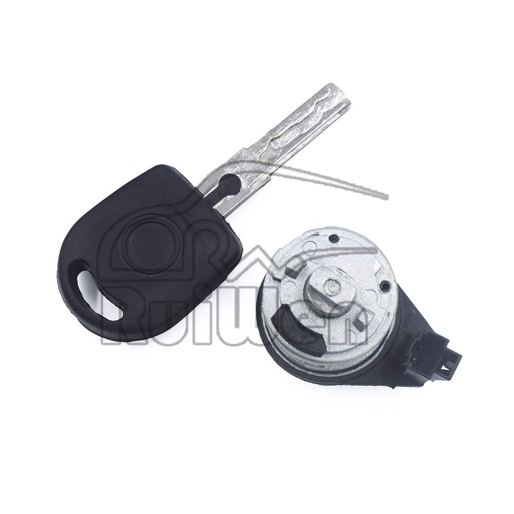 Ignition Lock Cylinder Replacement >> Us 31 99 New Ignition Lock Cylinder Replace For Skoda Superb Vw Golf Mk4 Passat B5 Polo Audi A6 A8 Seat Toledo 107905855cb In Car Switches Relays