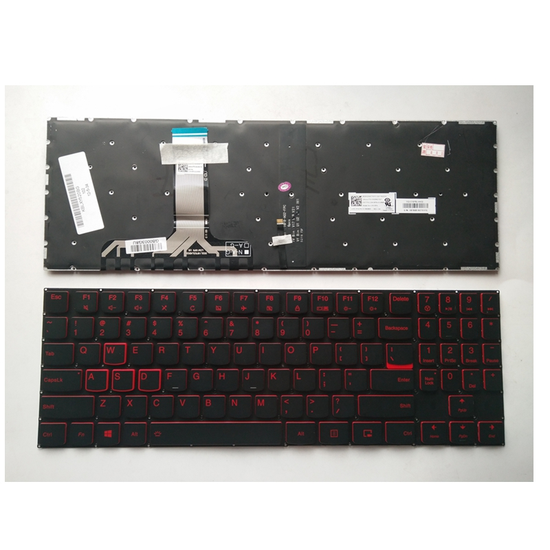 New Keyboard FOR Lenovo Legion Y520 Y520-15IKB Y720 Y720-15IKB US laptop keyboard Backlit No Frame bohemia ivele crystal люстра bohemia ivele crystal 1928 35z nb