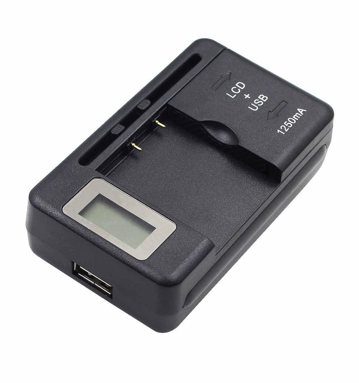 США AC/DC Мощность адаптер Зарядник для LG BL-41A1HB мобильный LS676 X Стиль L56VL BL-41A1H дань LS 660 Батарея