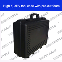 High Quality Waterproof Tool Case Hard Case Dustproof Protective Toolbox Camera Case Instrument Box With Pre