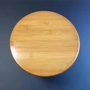 Image 3 - Wysokiej jakości bambusowa mała ławka przenośna taboret do wędkowania składany stołek drewniany tani i dobry dom umeblowanie