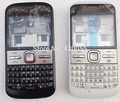 Black/White New Complete Full Housing Cover Case + Keyboards For Nokia e5 e500 e5-00 , Free Shipping