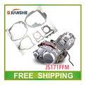 JIANSHE 250cc ATV CYLINDER HEAD atv250 js250 gakset engine quad accessories free shipping