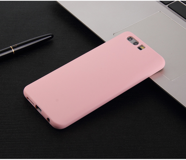 Honor 9 Case Silicone Soft TPU Cover case for huawei Honor 9 Honor9 Crystal Clear and Matte Candy solid colors Cover Back shell