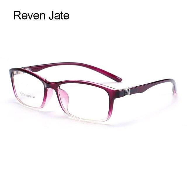 Aliexpress.com : Buy Reven Jate Full Rim Flexible TR 90 Plastic ...