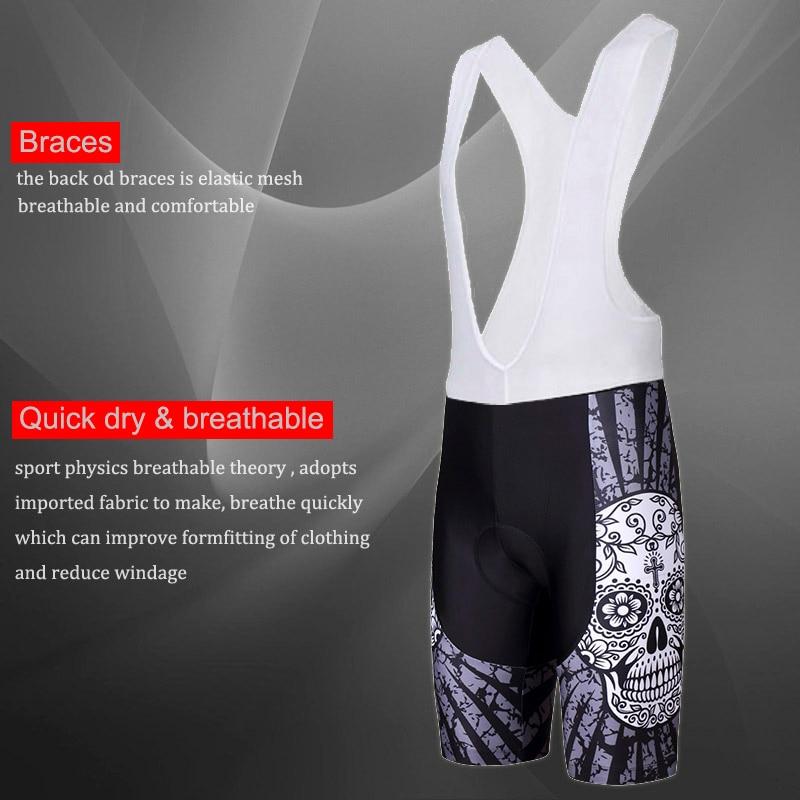 KIDITOKT 2019 Jersey Cycling Cirk Jersey Set Quick-Dry MTB Rroba - Çiklizmit - Foto 5