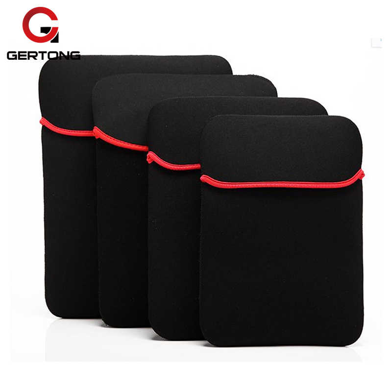 "7/8/9/10/12/13/14/15.6/17 ""Inch Shockproof laptop Notebook Tablet Carrying Sleeve Case Tas Voor Ipad Voor Macbook Beschermende Tassen"