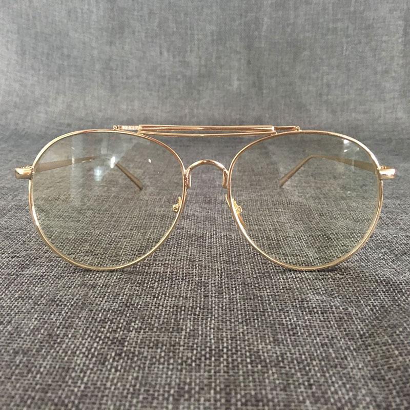 Okulary powiększone VictoryLip Ramki Okulary Kobiety Lustro Marka - Akcesoria odzieżowe - Zdjęcie 4
