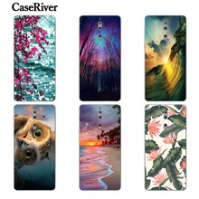 CaseRiver Soft TPU Silicone 5.3″ FOR Capa Nokia 8 Case Cover Fashion Printed Phone Back Protective Case FOR Nokia 8