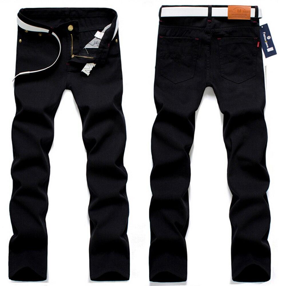 Popular Black Jeans Slim Fit Men-Buy Cheap Black Jeans Slim Fit ...