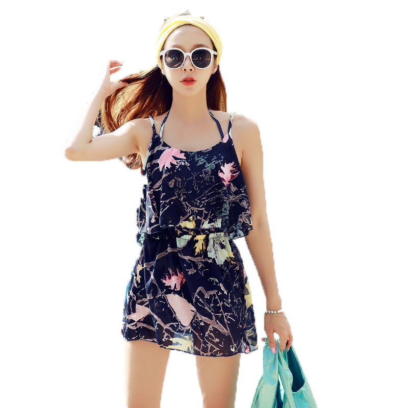 Summer Top Quality Sexy Women 3 in 1 Bikini Swimwear Push Up & High Waist Swimsuit with Print Beach Smock Hot Girl Bathing Suit waterproof pu leather car seat covers for toyota corolla camry rav4 prius toyota avensis c hr front rear full universal car