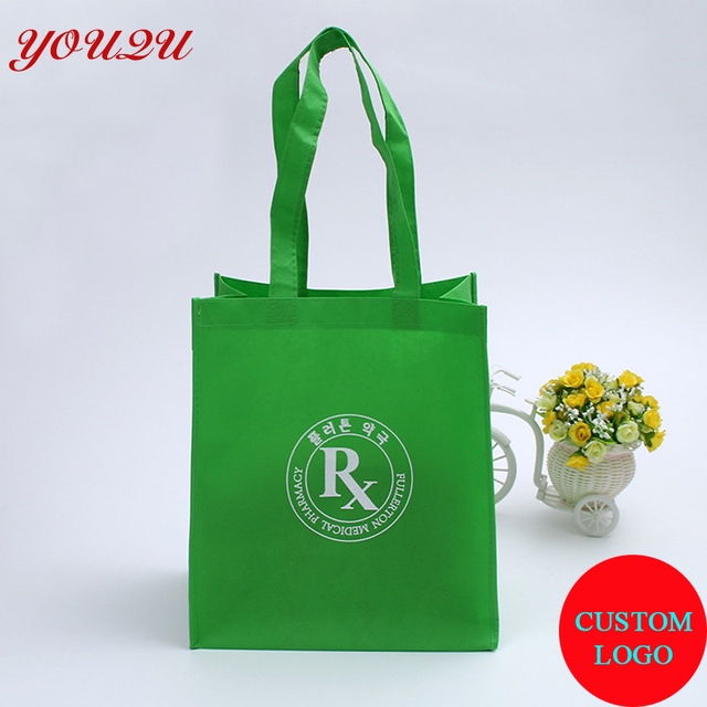 92636c454 مخصص للتسوق حقيبة المحذوفات المواد مع شعار الطباعة في مخصص للتسوق ...