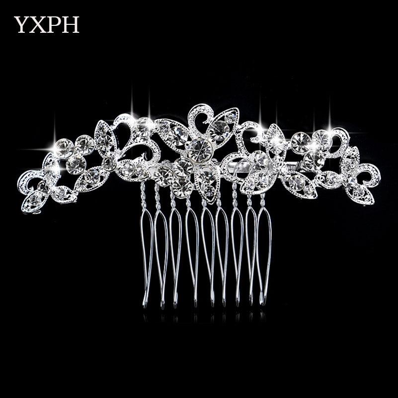 YXPH Beautiful Woman Hairwear Wedding s