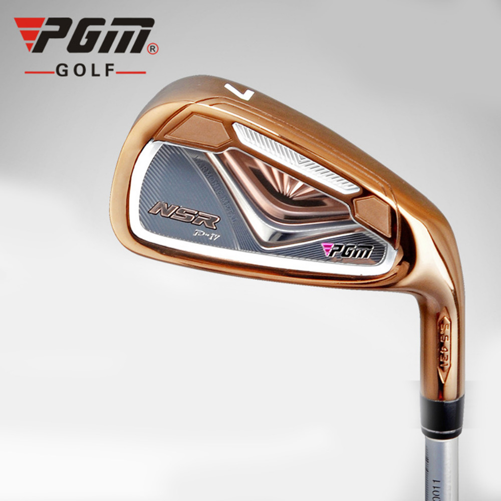 PGM Golf Clubs women 7 Irons Girls right handed Golf Club Practice Beginner Rubber Grip Precision Weapons Graphite Ultra light