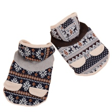Winter Warm Dog Clothes For Small Dog Soft Cotton Pet Dog Clothing Chihuahua Clothes Puppy Outfit Coat Hoodie Fashion Sweater