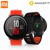 Original HUAMI AMAZFIT Pace Sport Smart Watch Smartwatch Bluetooth WiFi 1 2GHz 512MB 4GB GPS Heart