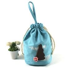 Women Children Kids Girls String Bucket Cartoon Handbag Bag Phone Pocket Handbags Tote Purse Storage Bag Christmas Gift