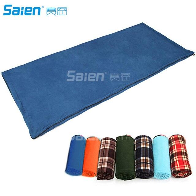 Bundle Monster Sleeping Bag Liner Travel Sheet Camping Sleep Sack Lightweight Compact Zippered