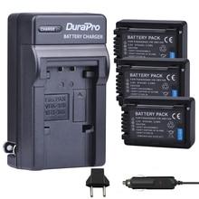 3pc VW VBY100 VW VBY100 VBY100 Rechargeable Li ion font b Battery b font font b