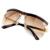 2016 Nueva Moda gafas de Sol Mujeres Diseñador de la Marca Al Aire Libre Unisex Semi-Sin Montura gafas de Sol de Las Mujeres de Los Hombres de Negocios 6 Colores UV400