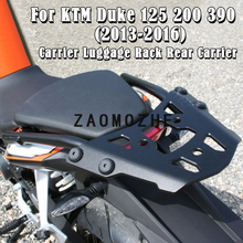 For KTM Duke 125 200 390 2013 2014 2015 2016 Motorcycle Accessories Rear Carrier Luggage Rack