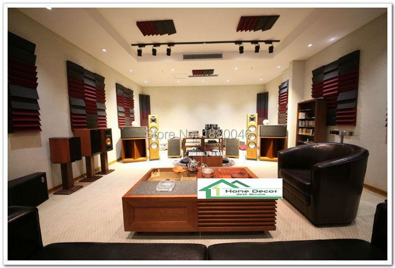 Baru kedatangan Klasik Kecil ruang akustik pengolahan setelan - Dekorasi rumah - Foto 4