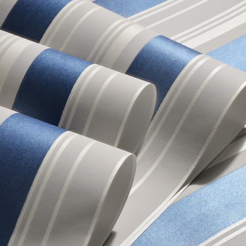 Baby Room Wallpaper Stripes