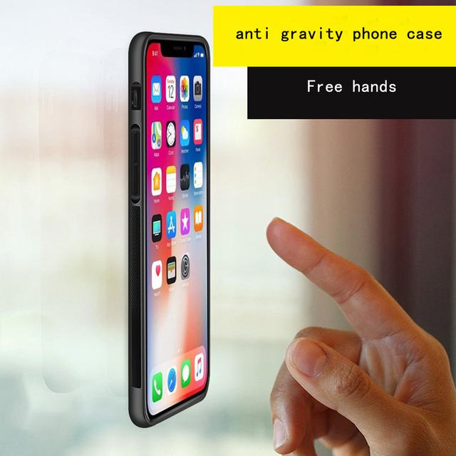 Nano Anti Gravity iPhone Case
