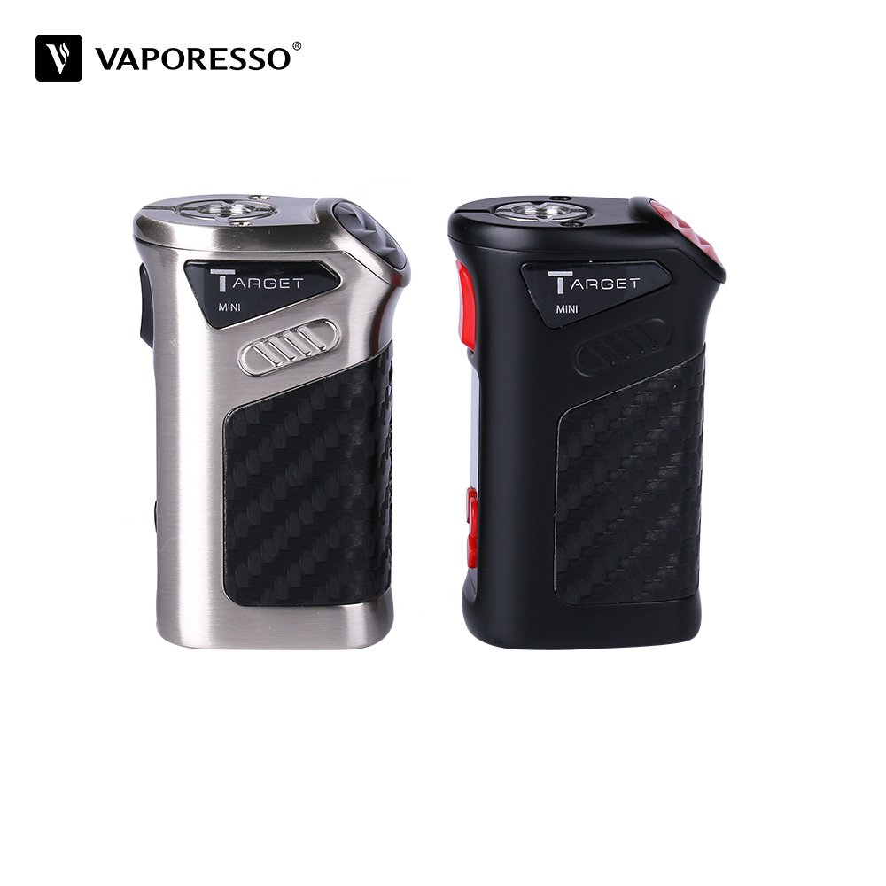 Original 40W Vaporesso TARGET Mini TC Battery 1400mAh Temp Control Box Mod 40W fit for TARGET Mini Kit vape mod e cigarette