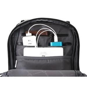 Image 5 - Tigernu Anti hırsızlık kadın sırt çantası erkek iş günlük sırt çantası kolej ve genç okul çantası hafif dizüstü sırt çantası