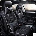 Aa conjunto completo assento de carro capas para honda accord civic crv cidade VFC Vezel Crosstour Fit Spirior Moda Respirável Tampas de Assento Do Carro