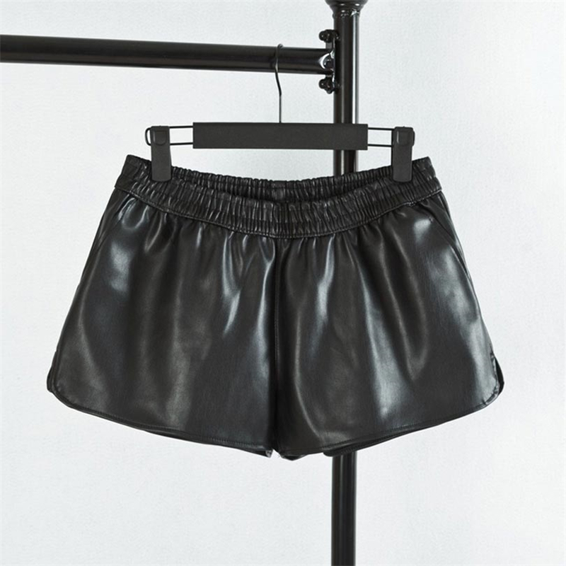 Online Get Cheap Black Leather Shorts -Aliexpress.com | Alibaba Group