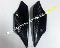 Hot Sales,Front Fender Spoiler Winglets Fairing Carbon Fiber Side Wing Let For BMW S1000RR HP4 2009 2014 Side Wing Let Parts