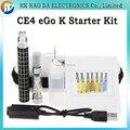 Cigarrillo electrónico EGO CE4 starter kit EGO K batería CE4 kit líquido atomizador EGO K cigarrillo eléctrico kit