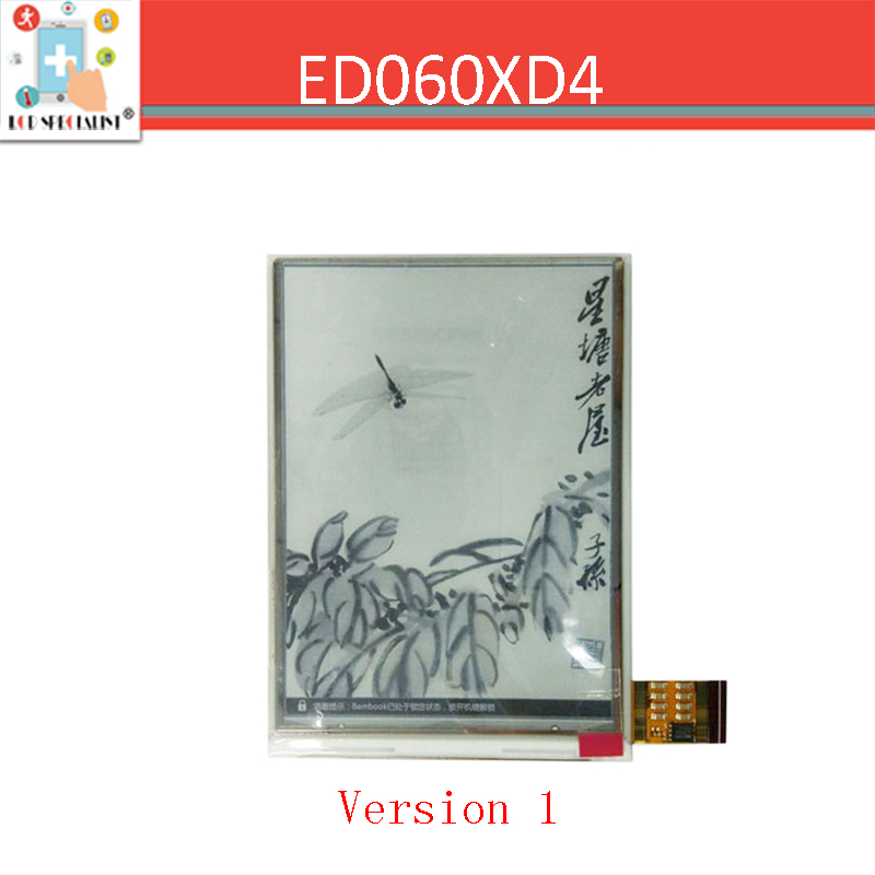 6 ED060XD4(LF)C1 ED060XD4(LF)T1-00 ED060XD4 U2-00 for kindle PAPERWHITE2 PAPERWHITE 2 ebook eink lcd display touch screen