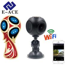 Buy E-ACE New Hidde Mini Wifi Car DVR 2018 Russia World Cup Hidden Car Camera Full HD 1080P Video Registrator Auto Camcorder Dashcam