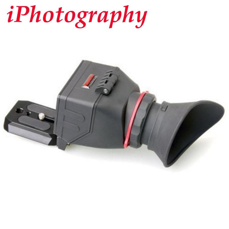 KAMERAR QV 1 LCD Viewfinder For 3 3 2 CANON Nikon Sony Olympus DSLR Cameras