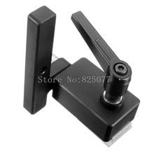 цены 2PCS/4PCS/8PCS Miter Track Stop for T-Track T-Slot Woodworking DIY Tool JF1102