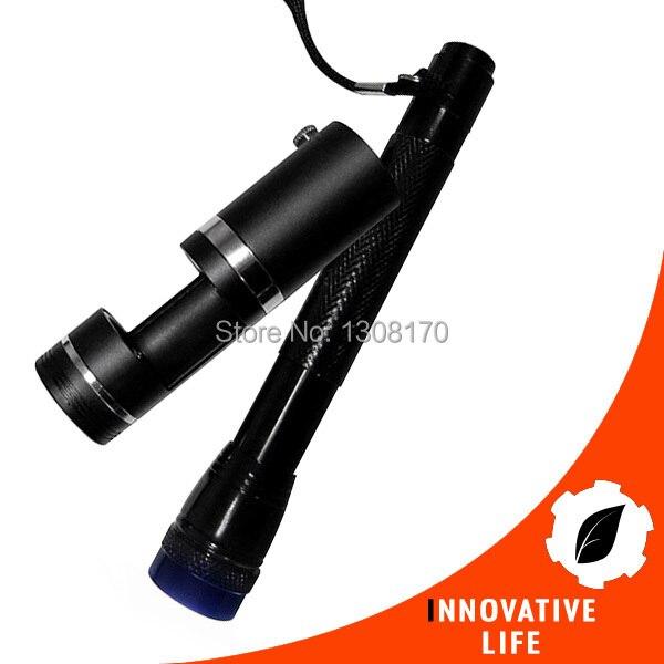 ФОТО 18mm Diameter Viewing Lens NEW Portable Dark Field 10x Magnification Power Loupe Gem Gemstone Gemology Tester