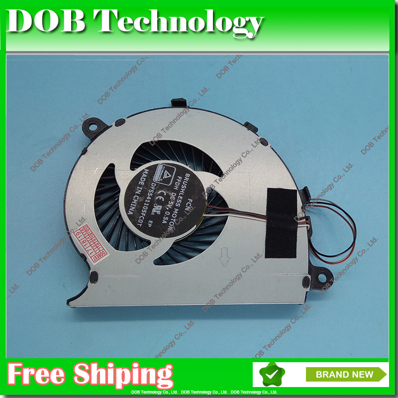 Laptop cooling cpu fan For Toshiba Satellite S55t-B B5239 S50 S55T-B5232 FABLI02EUA DFS541105FC0T FFDH 4MBLIFA0I504 4MBLIFA0I40