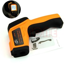 GM700 Non-Contact LCD IR Laser Digital Infrared Thermometer Temperature Gun New 2017