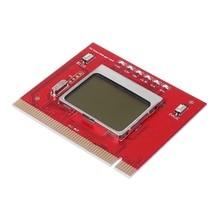 Bgektoth для ПК ноутбук Настольный ПК ЖК PCI дисплей компьютера анализатор для диагностики материнской платы отладочная карта тестер