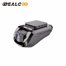 Discount! Dealcoo mini WiFi Car DVR 1080P Dash Cam Recorder Rotatable Dual Lens Car Camera Wireless Snapshot Auto Camcorder GPS tracker