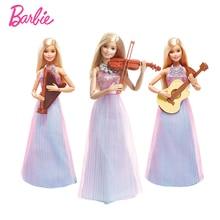 Barbie Fashionistas Famous Brand Barbie Toy New Dolls For Girl Educational Toys kids toys Birthday Gift For Children DLG94 кукла barbie fashionistas 57