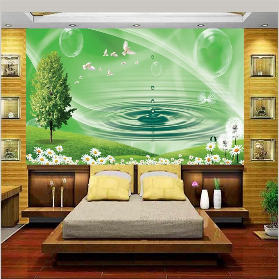 Frhling Tapete Kaufen Billigfrhling Tapete Partien Aus Wohnideen Design    Wohnzimmer Bilder Fr Hintergrund