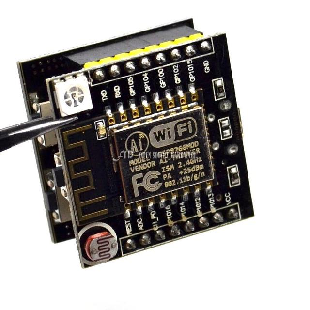 ESP8266 serial WIFI Witty cloud Development Board ESP-12F module